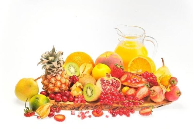 Doğal vitamin ve mineral kaynakları