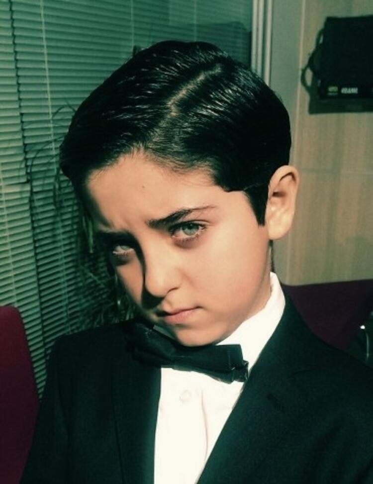 Berat Efe Parlar (13 yaşında) - İftarlık Gazoz