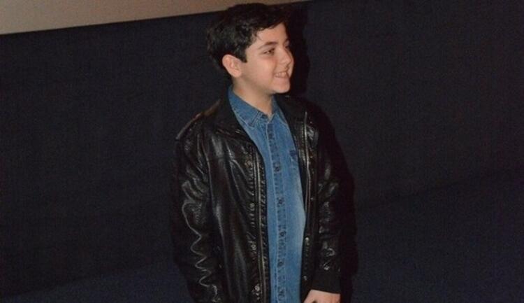 Berat Efe Parlar (13 yaşında) - Melekler Korusun