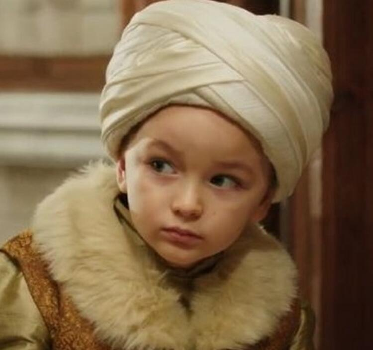 Aybars Kartal Özson (9 yaşında)- Muhteşem Yüzyıl