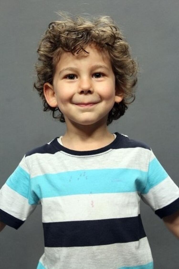 Alihan Türkdemir (8 yaşında)