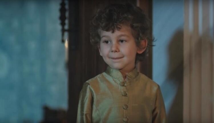 Alihan Türkdemir (8 yaşında) - Serçe Sarayı