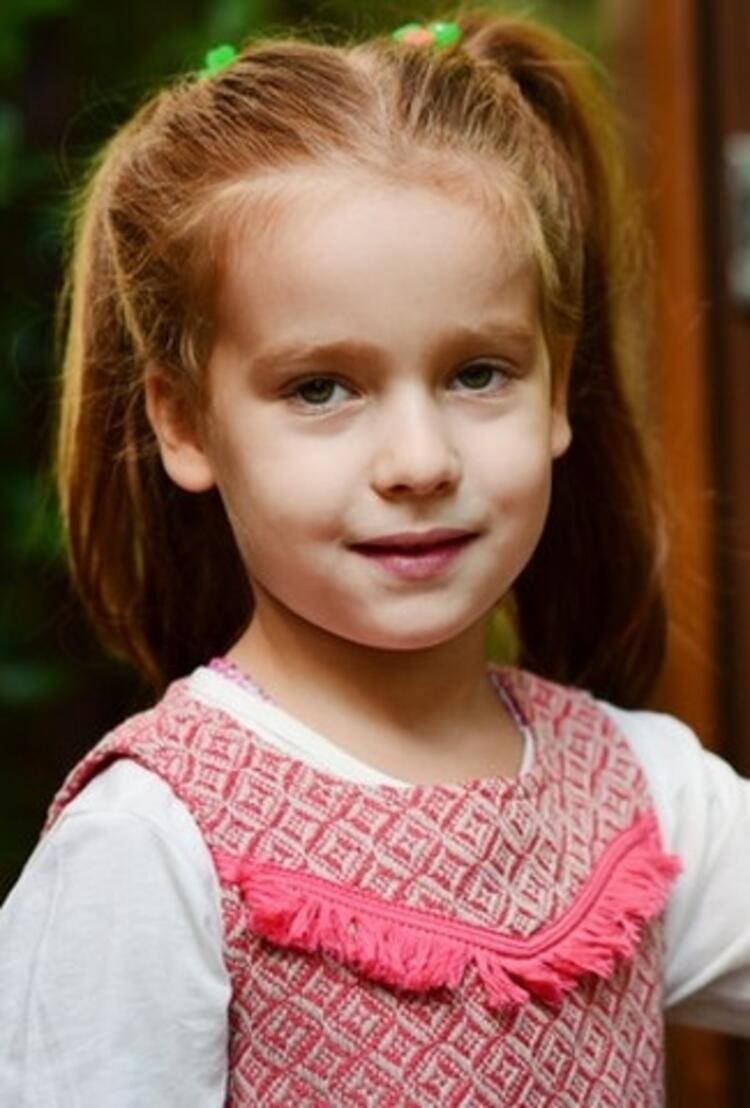 Eliz Neşe Çağın (7 yaşında) - Yeter