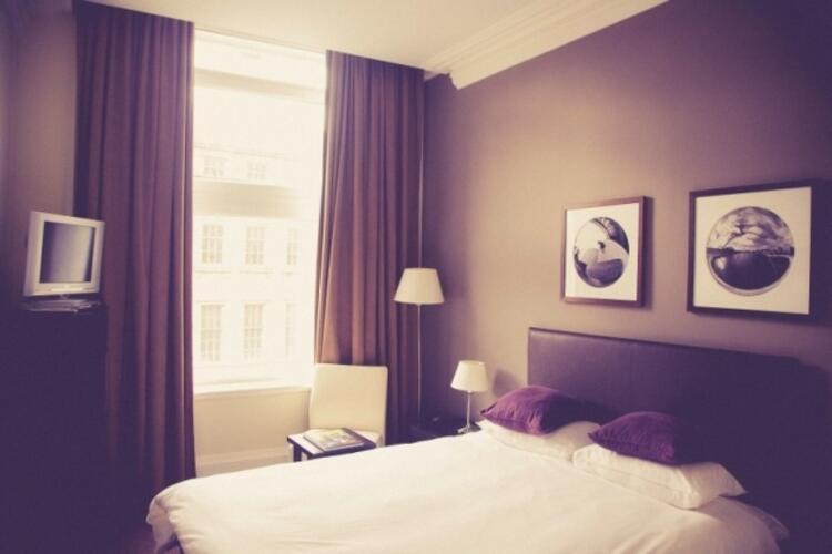 Yatak odası temizliği