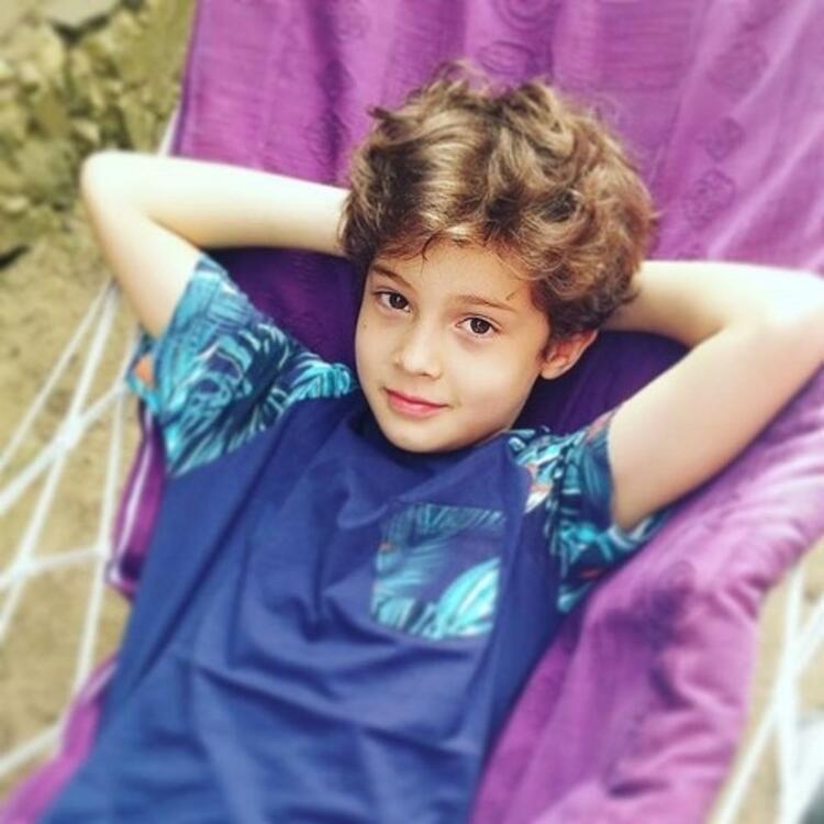 Çağan Efe Ak (10 yaşında) - İçerde