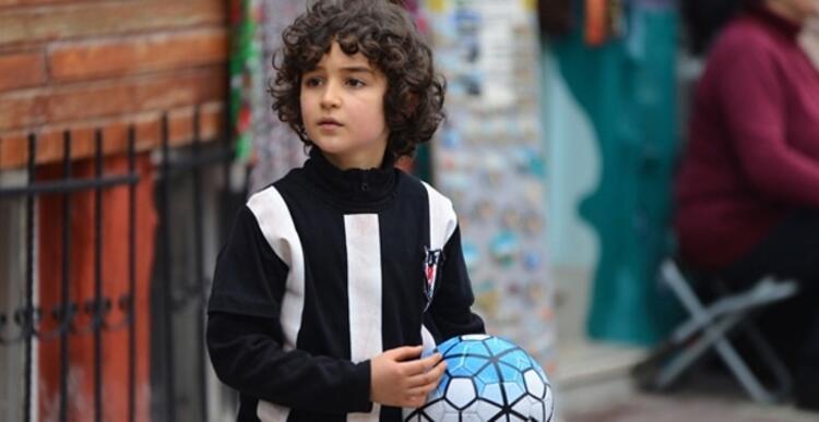 Brad Berke Bayrak (10 yaşında) – Dayan Yüreğim