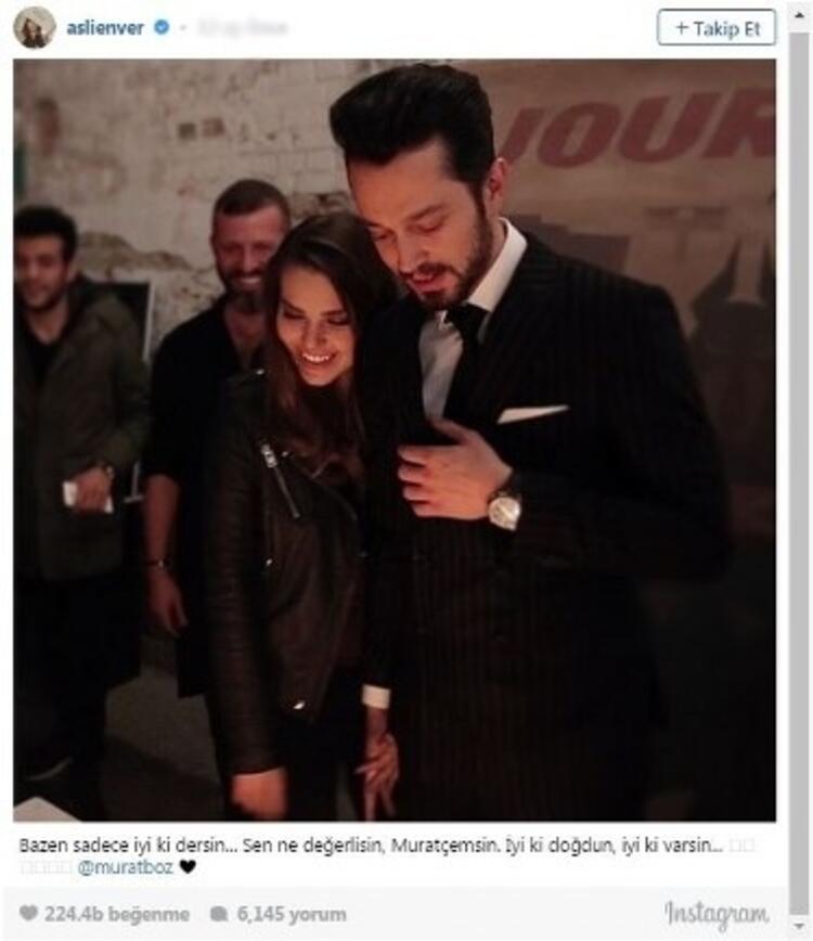 Aslı Enver - Murat Boz
