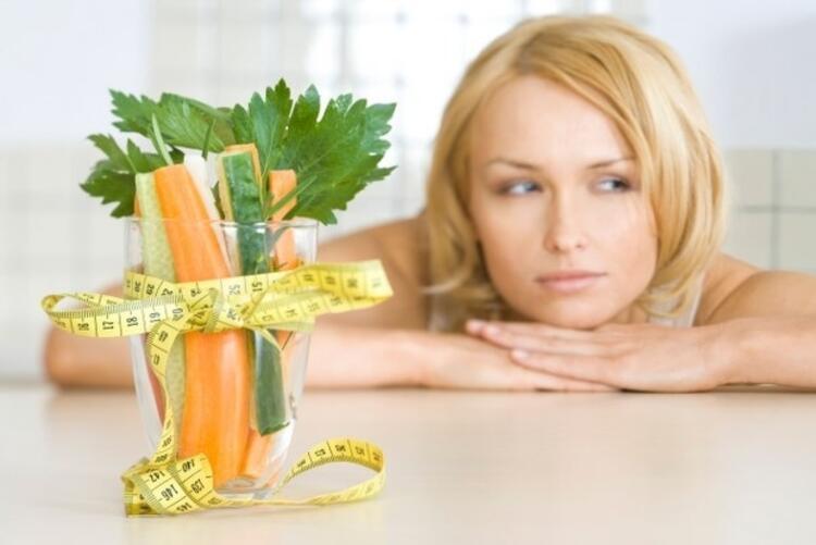 Az yağlı diyetler genelde fazla şeker içeriyor ve kalp sağlığını olumsuz etkiliyor...