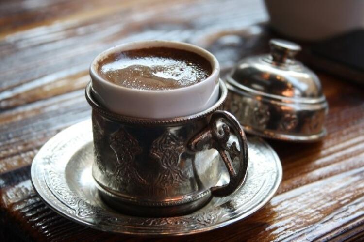 Kahve telvesi