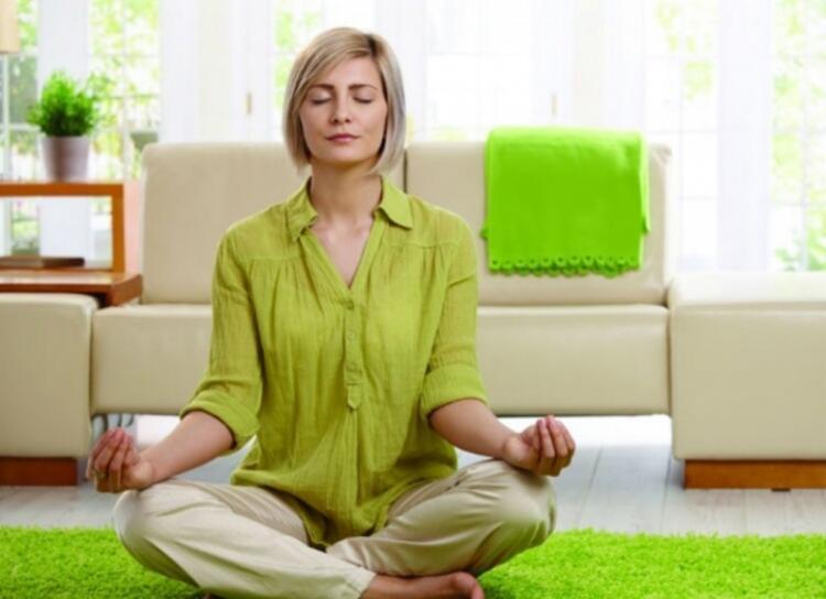 3 dakikalık meditasyon yapın