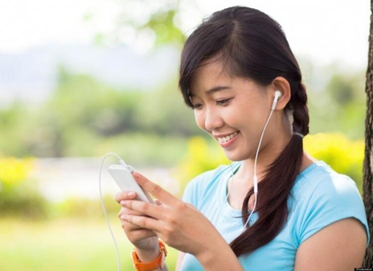 Sevdiğiniz eğlenceli müzikleri dinleyin