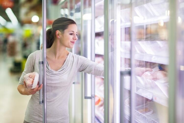 Dondurulmuş gıdalar