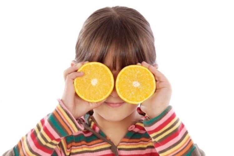 Anne sütü ve turunçgiller bağışıklığı güçlendiriyor