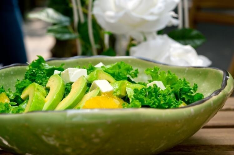 İftarda tüketilecek alkali salata