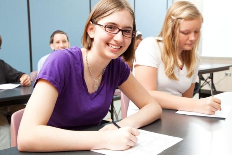 Sınav öncesi taktikler almak için fotoğrafa tıklayın