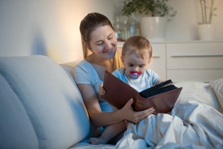 5- Uyku saatinin geldiğini anlamasını sağlayacak bir rutin oluşturun.