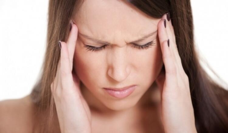 İkincil baş ağrıları beyinden kaynaklanır