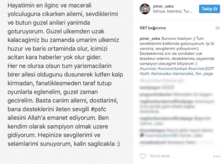 Pınar Saka (Milli atlet)