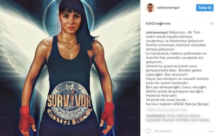 Sabriye Şengül (Kick Boks Dünya Şampiyonu)