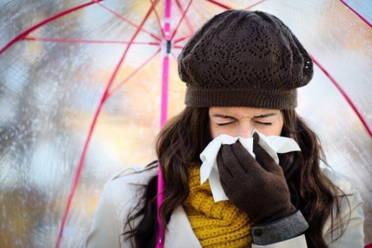 Kuru, soğuk havada burnunuzu nemlendirin