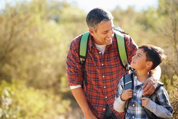Sert baba algısı çocuğun kişiliğini etkiliyor