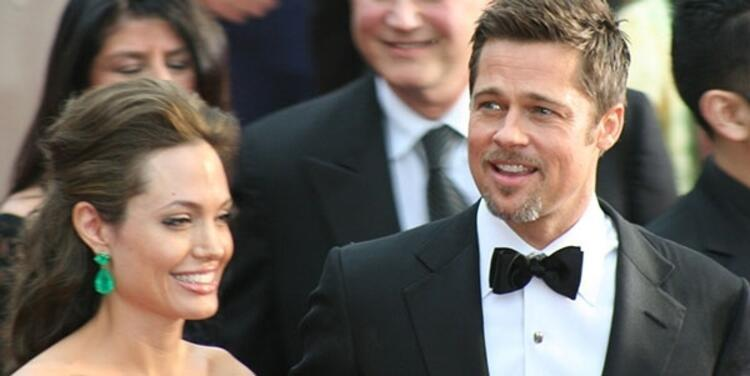 Brad Pitt ve Angelina Jolie – 270 Milyon $