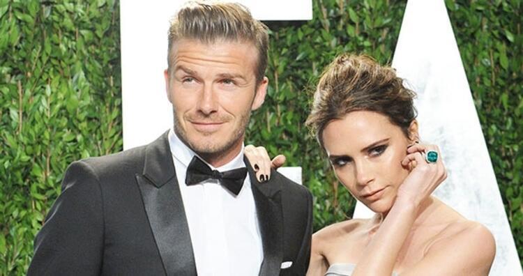 Victoria ve David Beckham – 355 milyon $