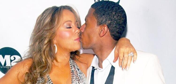 Nick Cannon ve Mariah Carey – 515 Milyon $