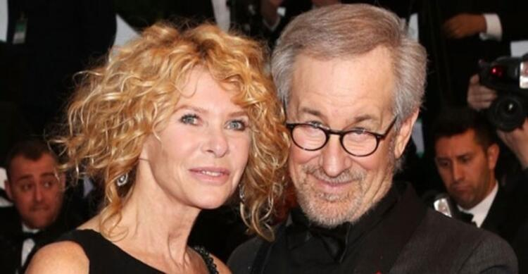 Steven Spielberg ve Kate Capshaw - 3 milyar $