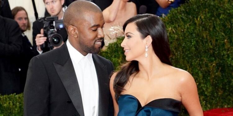 Kim Kardashian ve Kanye West – $155 Milyon