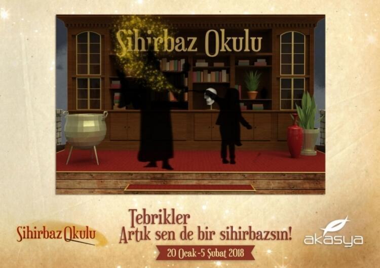 Akasya'da 'sihirli günler' başlıyor