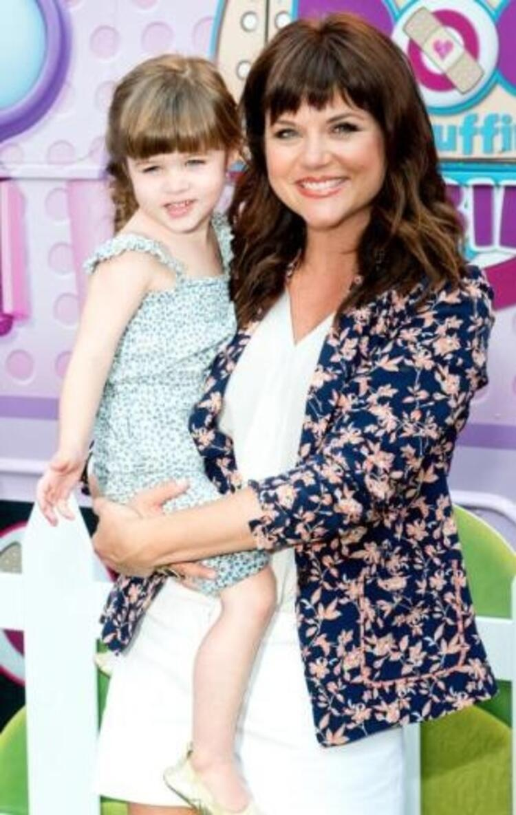 Tiffani Thiessen&Harper