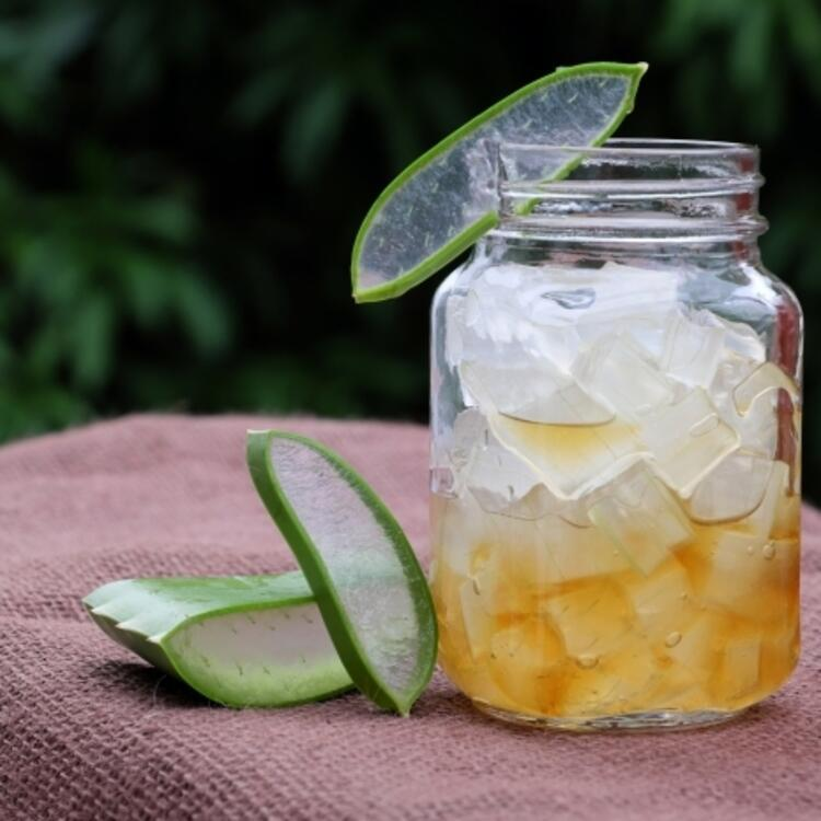 Ananas suyu lezzetli ama…