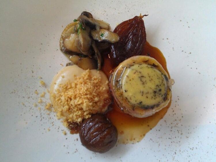 Fransız Cafe Aukland - Yeni Zelanda