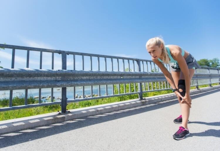 Diz sağlığını korumak için kiloya dikkat edin, spor yapın