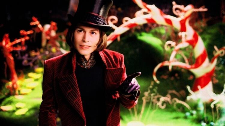 Charlie'nin Çikolata Fabrikası (Fantezi/Macera filmi)