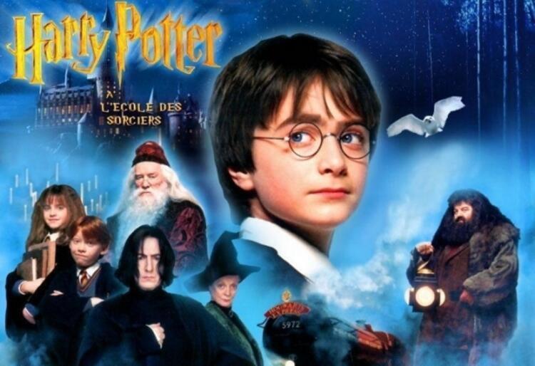 Harry Potter ve Felsefe Taşı (Fantastik/Aksiyon filmi)