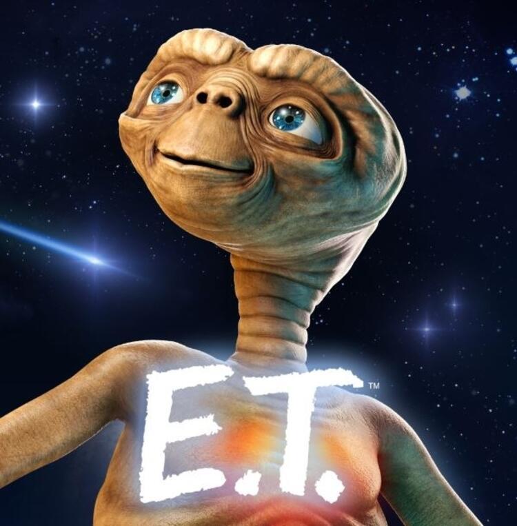E.T. (Fantastik/Bilim kurgu filmi)