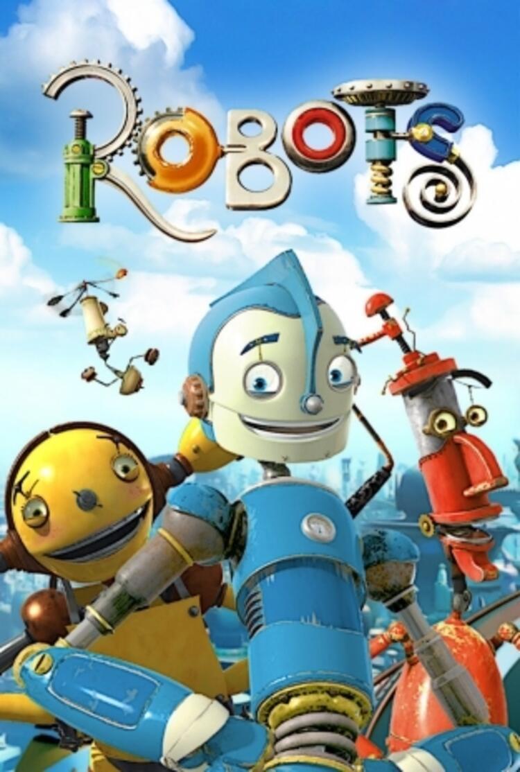 Robotlar (Romantik/Macera filmi)