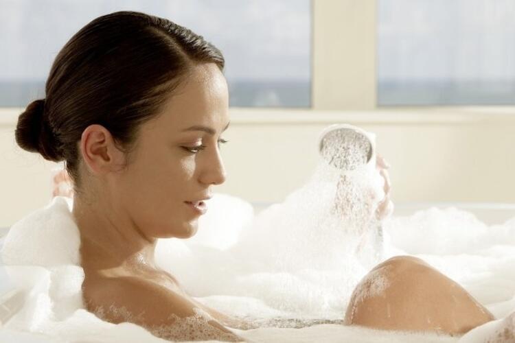 Banyo süresini kısa tutun