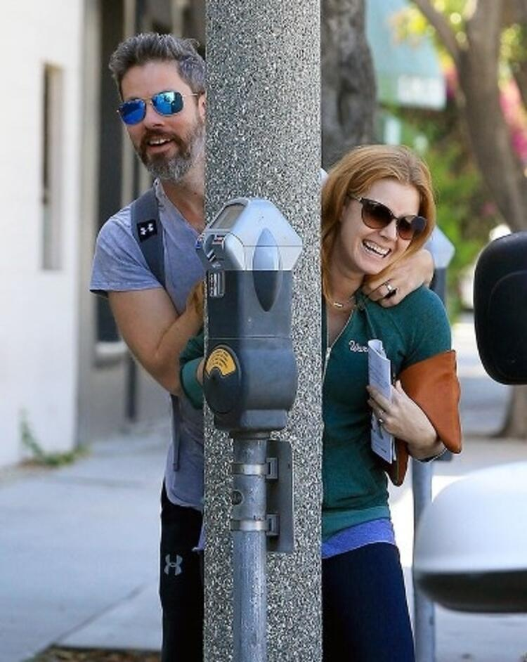 Amy Adams ve Darren Le Gallo