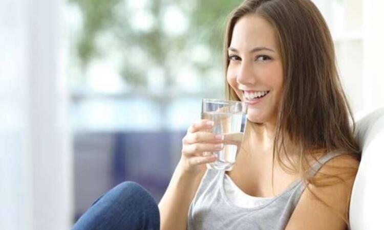 Vücudunuzu susuz bırakmayın