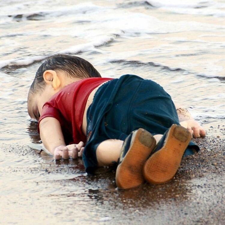 Aylan Kurdinin ölümü