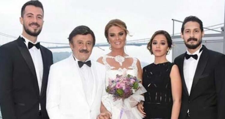 Selami Şahin ve ailesi