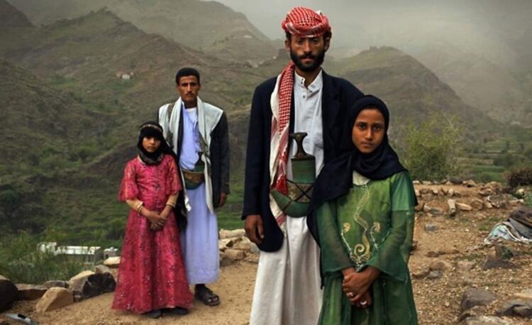Tehani ve Ghada - Afganistanda iki çocuk gelin