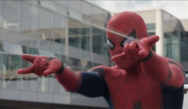 Spider-Man: Homecoming (Örümcek Adam: Eve Dönüş)
