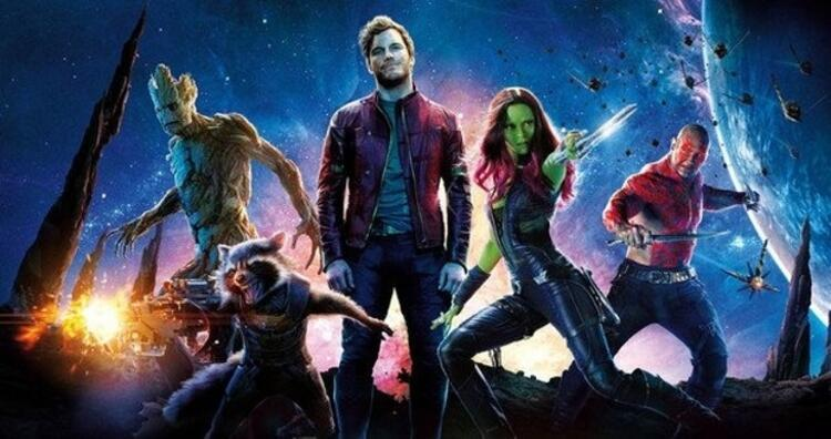 Guardians of the Galaxy 2 (Galaksinin Koruyucuları 2)
