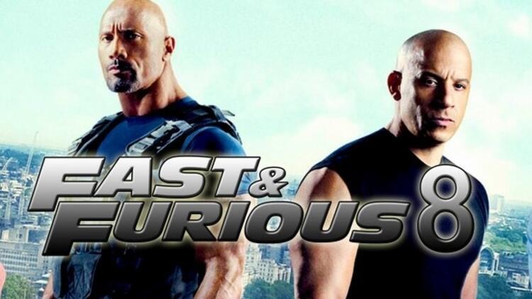 Fast and Furious 8 (Hızlı ve Öfkeli 8)