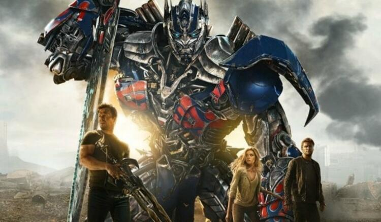 Transformers: The Last Knight (Transformers 5: Son Şövalye)