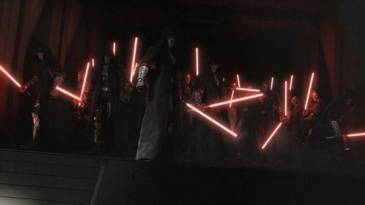 Star Wars: Episode VIII (Yıldız Savaşları: Bölüm